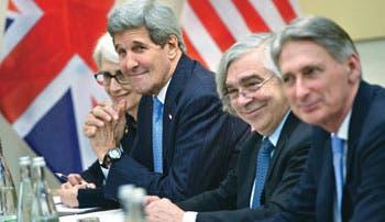 Seis potencias e Irán corren para llegar a un acuerdo