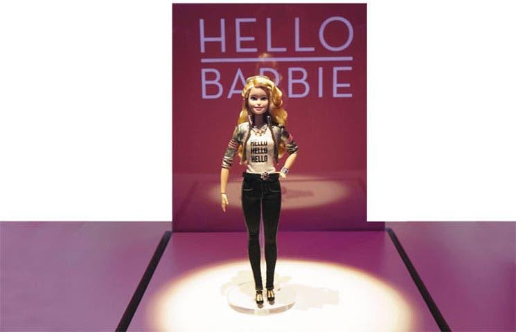 ¿La Barbie Espía?