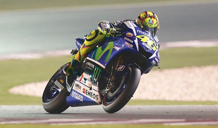 Rossi vuelve al trono