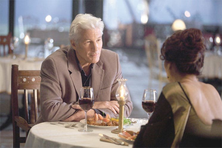 Richard Gere regresa al papel de seductor