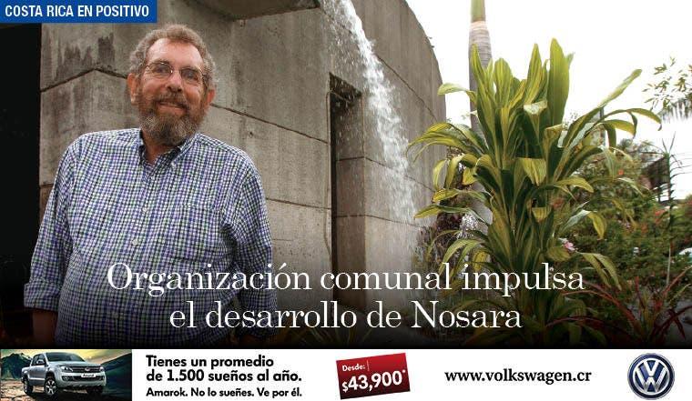 Organización comunal impulsa el desarrollo de Nosara