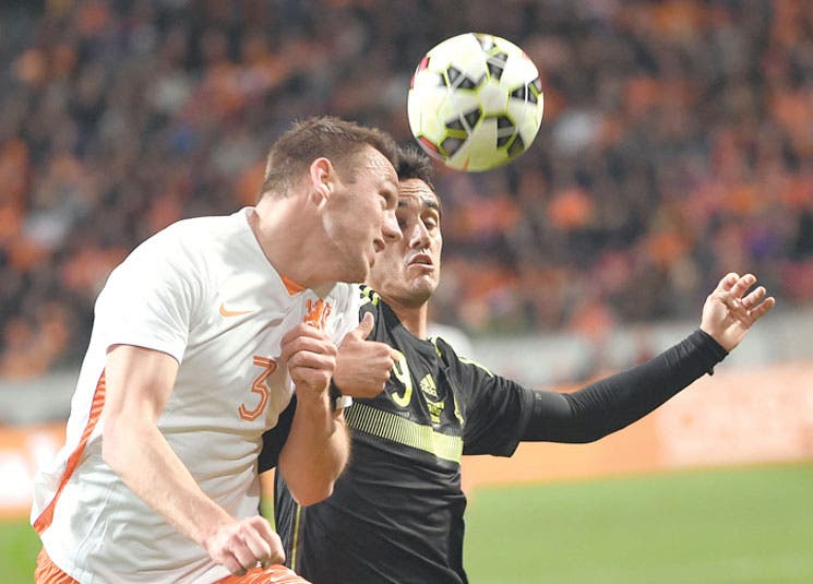 Holanda resucita ante España