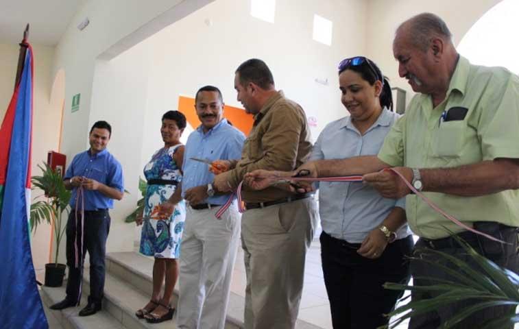 Productores en Nicoya tienen nuevo espacio para comercializar