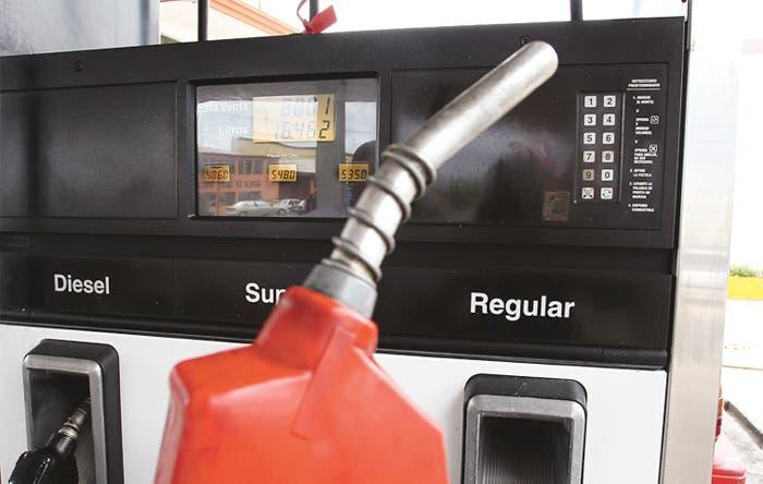 Gasolina subirá ¢31