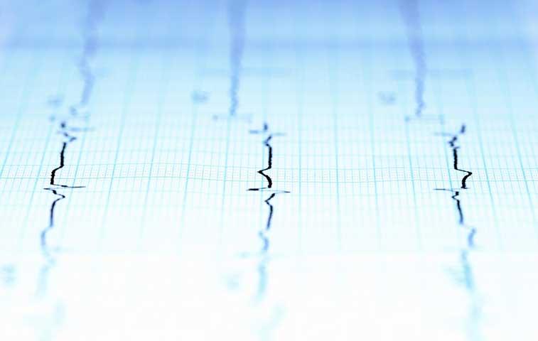 Registrados 353 sismos durante marzo