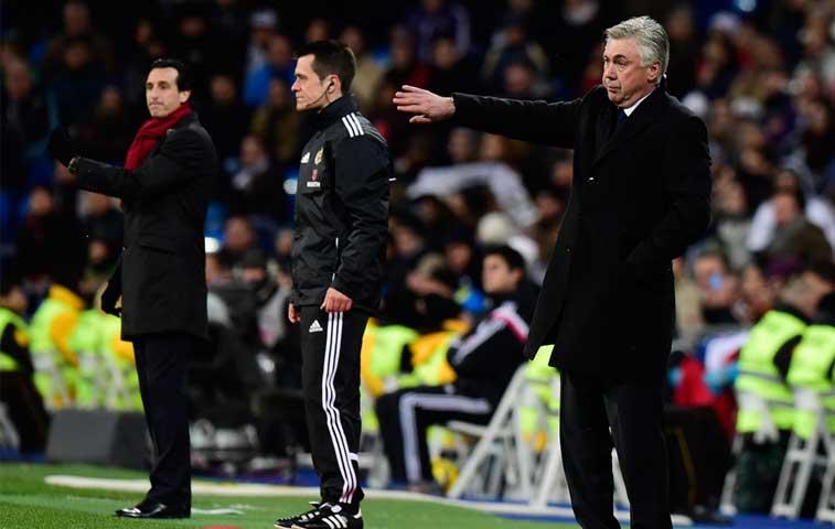 Ancelotti obligado a recurrir a las rotaciones
