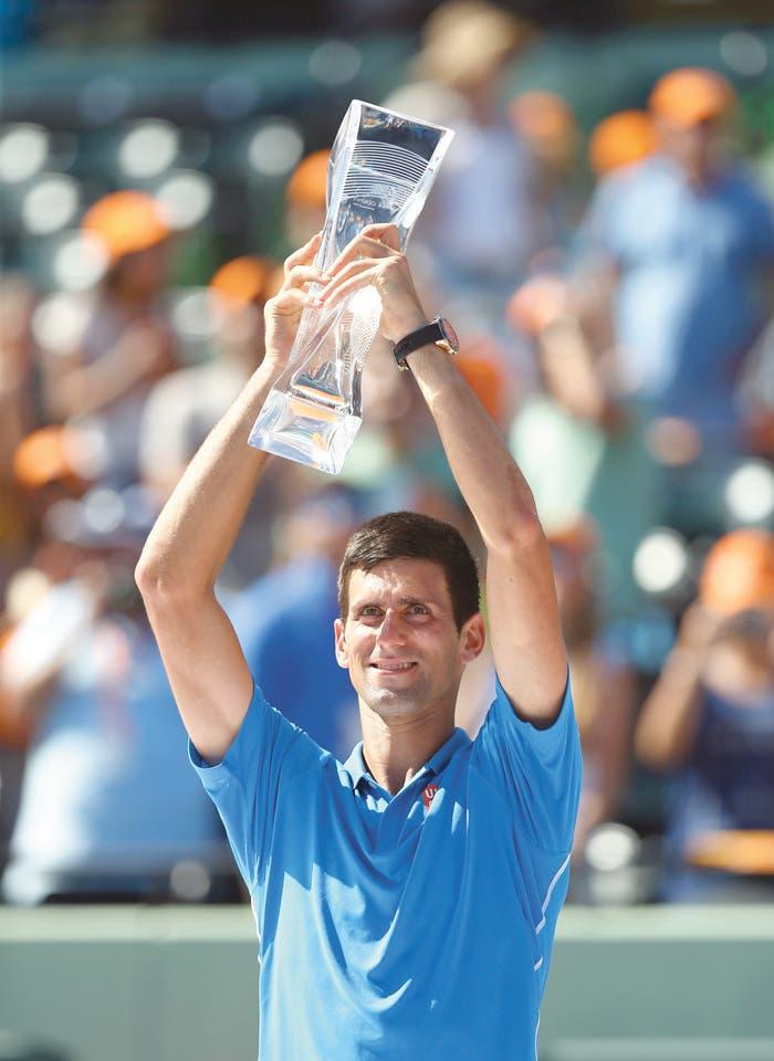 Djokovic pentacampeón