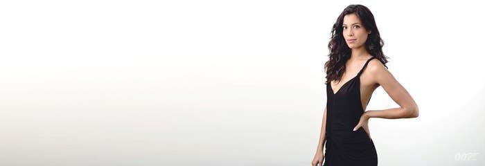 "Stephanie Sigman espera que ser ""chica Bond"" le abra la puerta"
