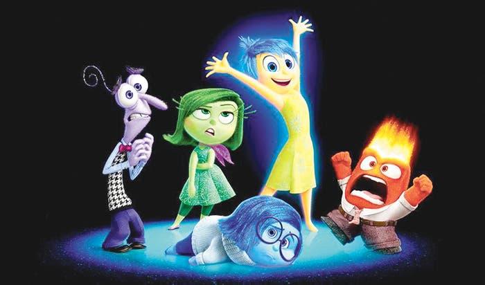 Película de Pixar explora el mundo de las emociones