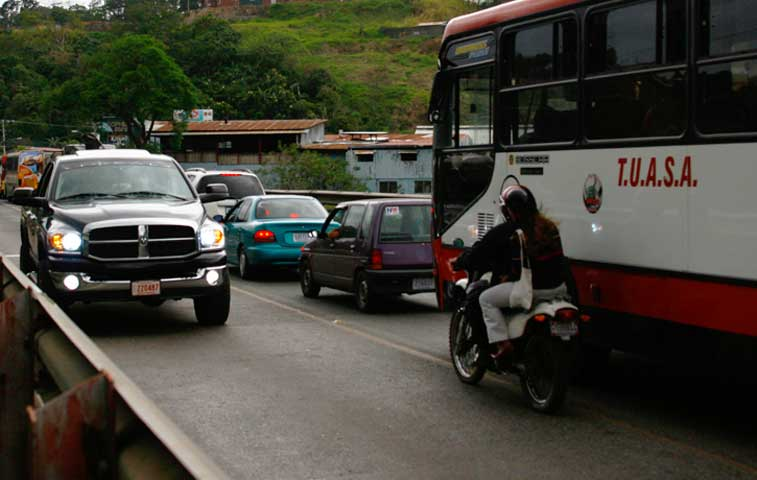 Sanciones en Semana Santa reflejan comportamiento temerario en carretera