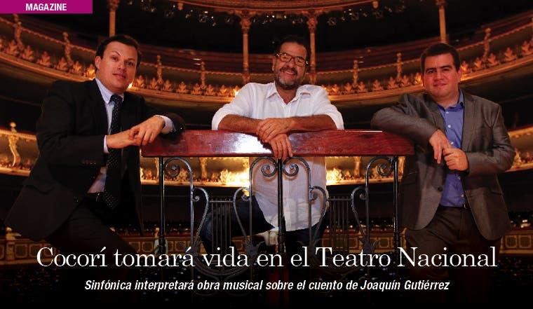 Cocorí tomará vida en el Teatro Nacional