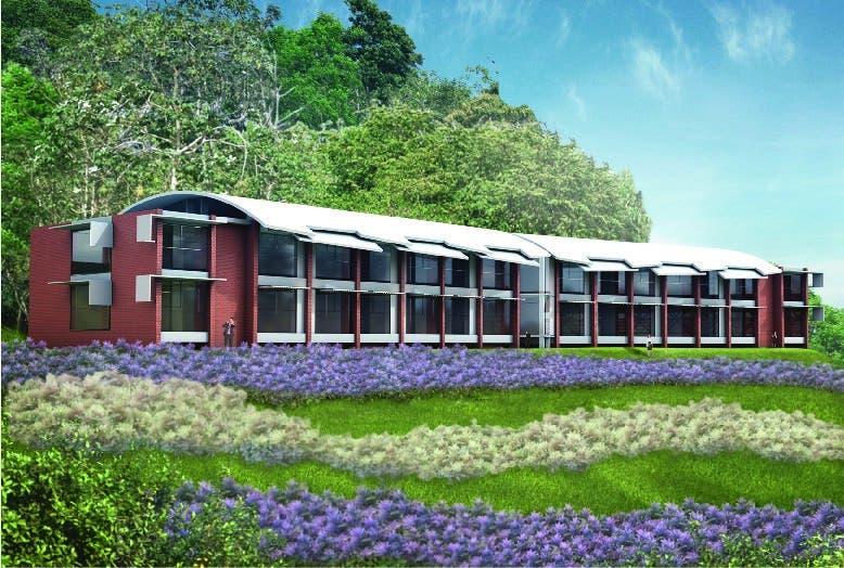Incae construye edificio para ejecutivos