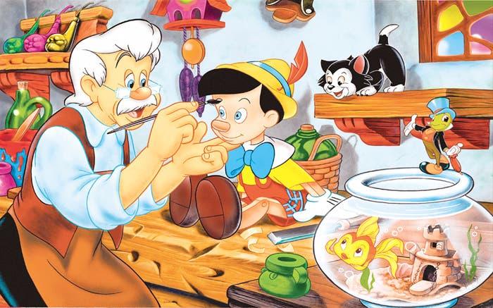"""""""Pinocho"""" se moderniza"""