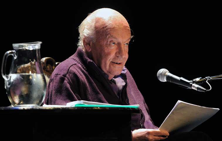 Falleció el escritor uruguayo Eduardo Galeano