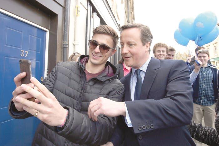 Partido Conservador aventaja al Laborista en Reino Unido