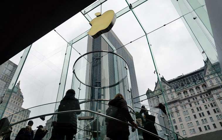 Apple y firma de diseño enfrentan demanda por uso de imágenes