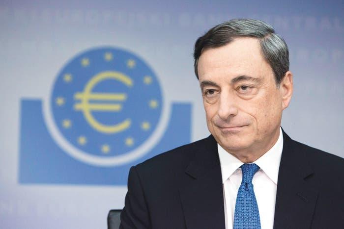 ¿Se irá Draghi del BCE sin subir las tasas de interés?