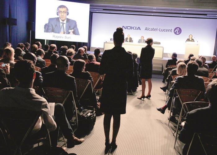 Airbus impulsó fusión Alcatel-Nokia