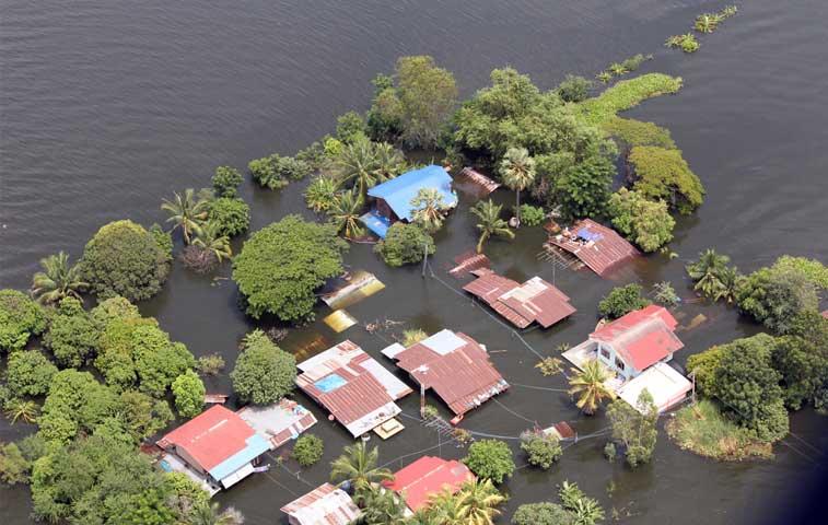 Centroamérica formaliza alianza para acceder a seguros por desastres