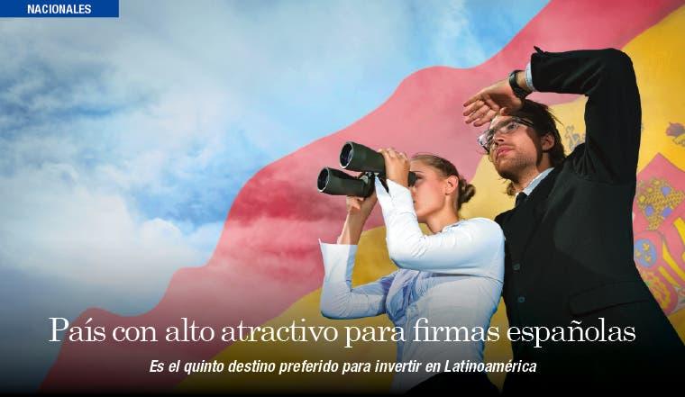 País con alto atractivo para firmas españolas