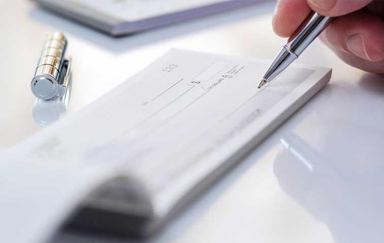 Formato de cheques del BN cambiará