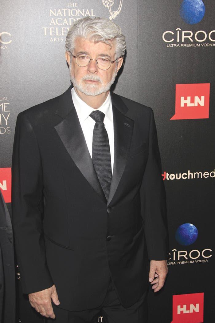 George Lucas, como un espectador cualquiera