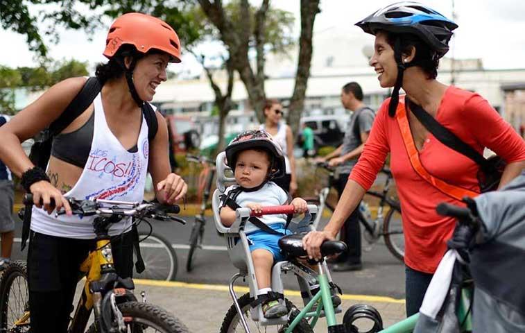 UCR incentiva el uso de bicicletas