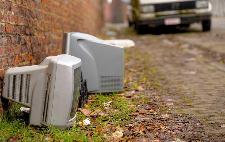 Basura electrónica aumentó 41,8 millones de toneladas