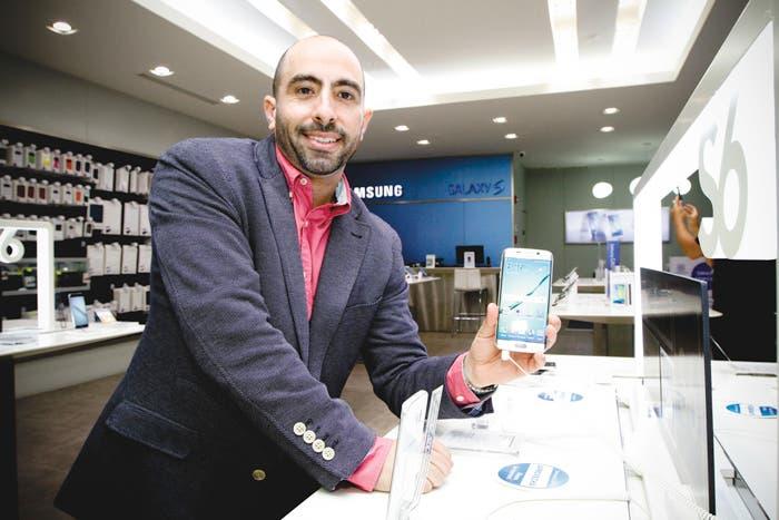 Samsung Galaxy S6 ya llegó al país