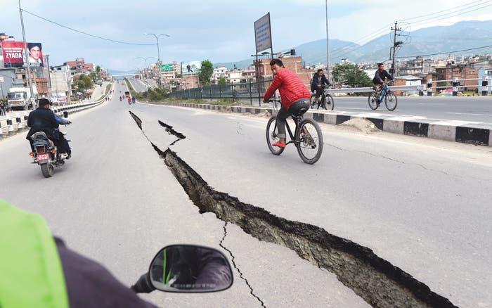 El mundo se conmueve por catástrofe en Nepal