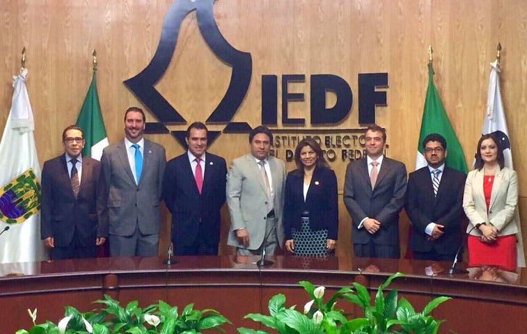 Chinchilla encabeza misión de OEA en México