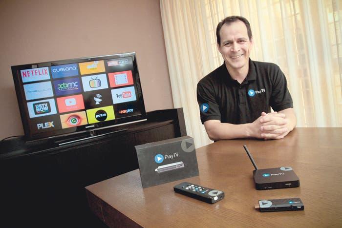 Ticos compiten contra el Apple TV