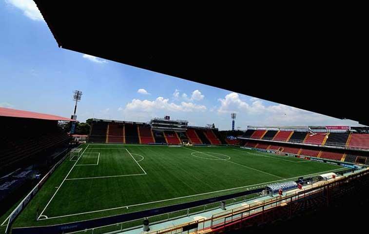 LDA con multa y prohibición provisional para usar estadio