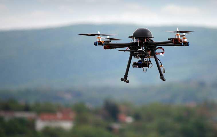 Lanname usará drones para inspeccionar puentes