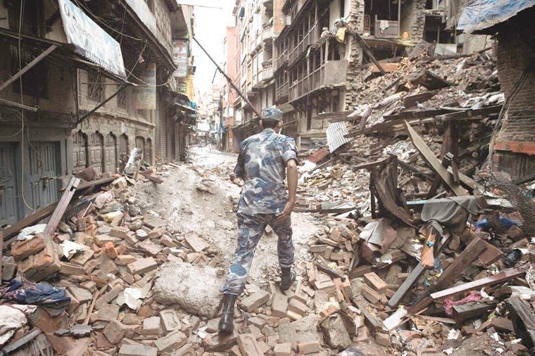 Unas 200 personas están atrapadas en ruta de senderismo en Nepal