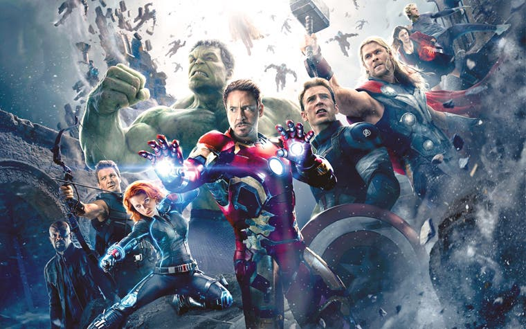 """The Avengers"" llega mañana a la cartelera"