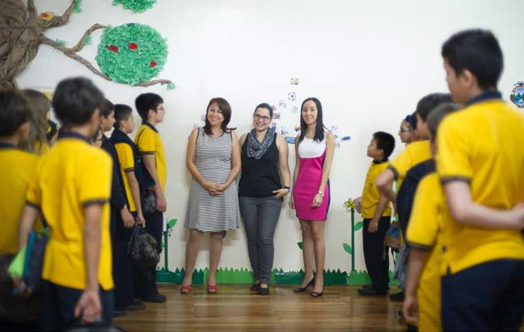 Intel y Alas buscan reducir brecha de género con escolares