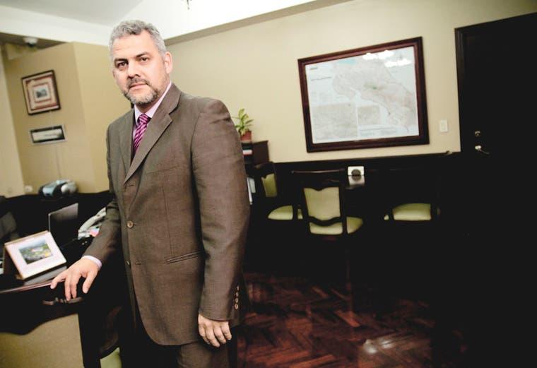 """Carlos Segnini: """"El precio de la ruta 32 se mantiene"""""""