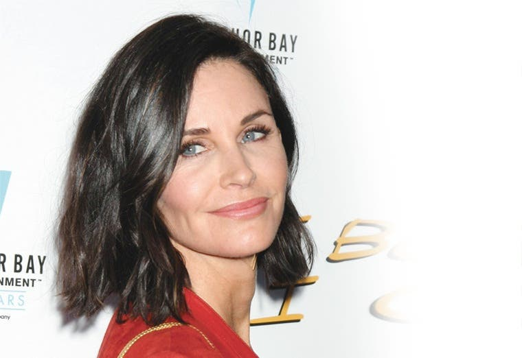 """Just Before I Go"", el debut como directora de Courteney Cox"
