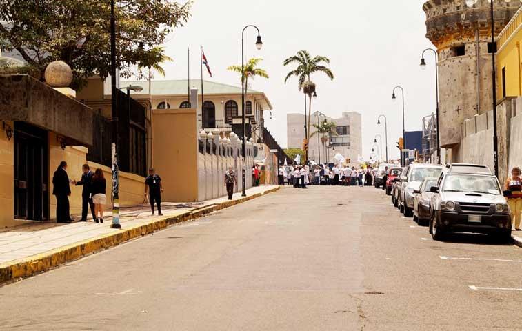 1° de mayo tendrá cierres viales en San José