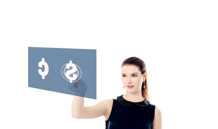 Menores tasas y estabilidad hacen favorito el crédito en dólares en 2015