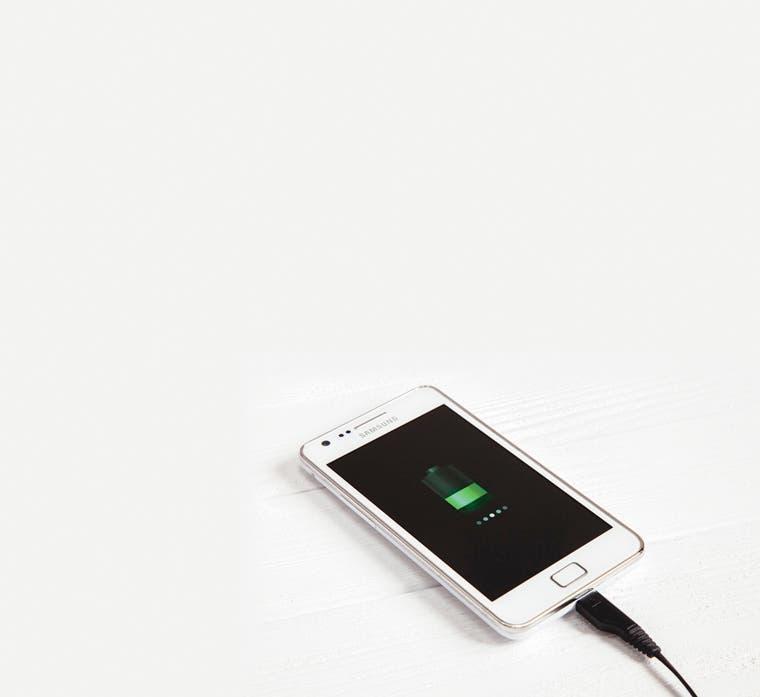 Apps que drenan la batería de su smartphone