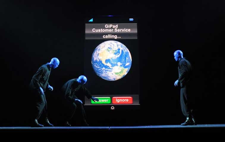 Blue Man Group traerá show internacional a Costa Rica