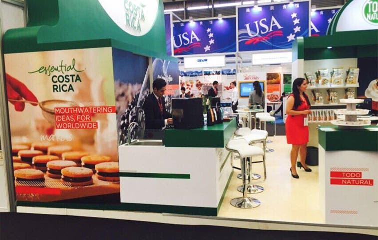 Empresas nacionales participan en Sial Shanghai 2015