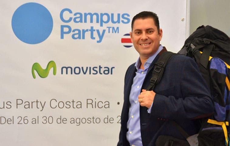 Campus Party convocará a miles de geeks ticos