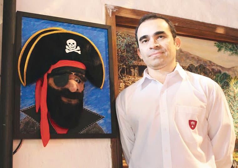 Un pirata, una momia y una calavera viven en el Museo de los Niños