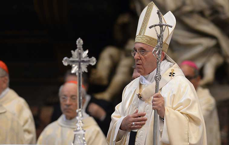Vaticano reconoce como Estado a Palestina