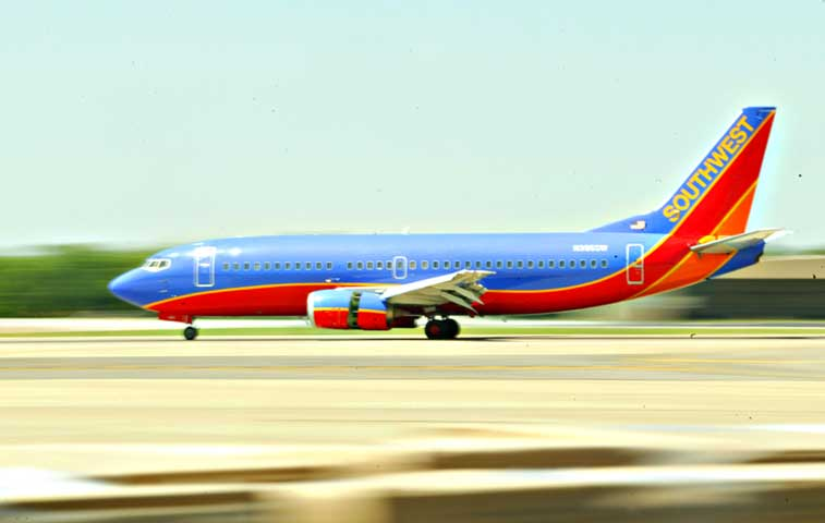 Southwest volará a Liberia