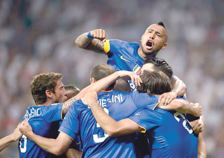 Morata aniquila al Madrid