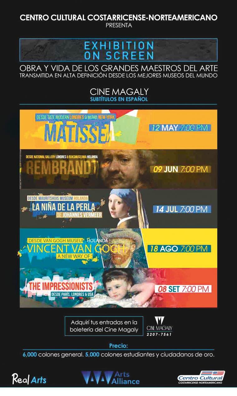 Programa artístico llega a la pantalla del Magaly